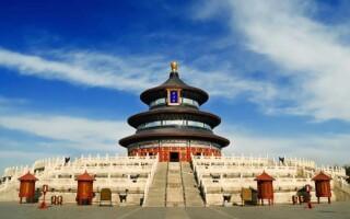 Страна восходящего солнца Китай