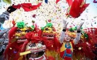 Китайский новый год в 2020 году