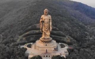 Буддизм в Китае и самый большой Будда