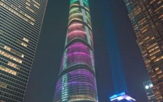 Самое высокое здание в Китае — история башен