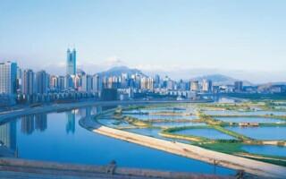 Где находится город Шэньчжэнь?