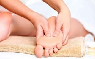 Китайский массаж стоп и ног
