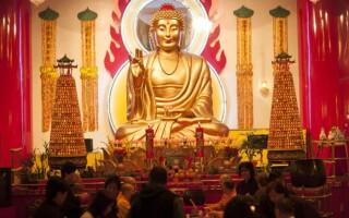 Какая религия в Китае преобладает?