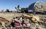 Катастрофа A321 над Синайским полуостровом