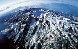 Вулкан Пэктусан
