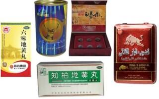Китайские препараты для повышения потенции: обзор препаратов