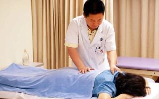 Виды массажа в Китае