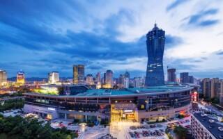 Ханчжоу на карте: достопримечательности и фото