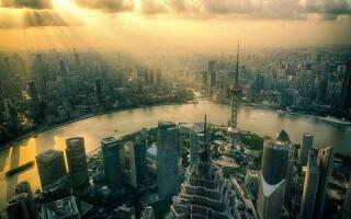 Численность населения Шанхая на 2018 и 2019 год