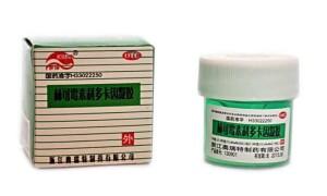 Китайская зеленка: все о препарате