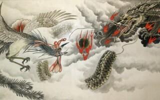 Китайские мифические существа — животные и монстры