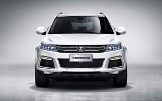 Китайский кроссовер Zotye T600 клон VW Touareg: фото, цены