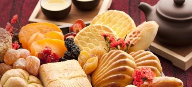 Китайские традиционные сладости