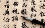 Русские имена на китайском языке: полный список. Перевод и значение