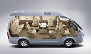 Китайские минивэны и микроавтобусы — обзор популярных моделей