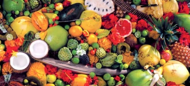 Фрукты и ягоды Китая