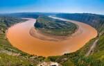 Желтая река Хуанхэ