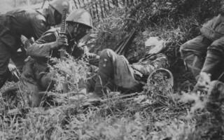 Китай во второй мировой войне – потери и роль