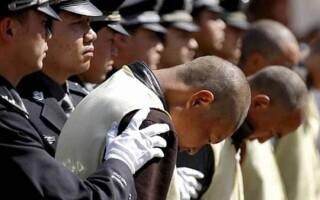 Казнь в Китае: за какие преступления
