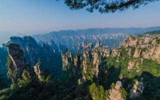 Национальный парк Чжанцзяцзе — чем примечателен?