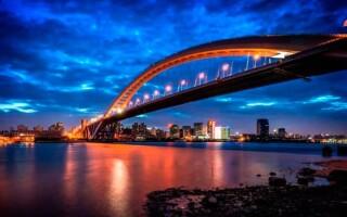 Самый длинный мост в Китае — размеры и фото