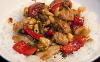 Курица Гунбао оригинальный рецепт
