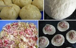 Китайские Пянсе: рецепт приготовления в домашних условиях