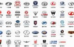 Марки китайских автомобилей со значками и названиями
