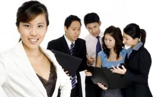 Работа в китайских компаниях