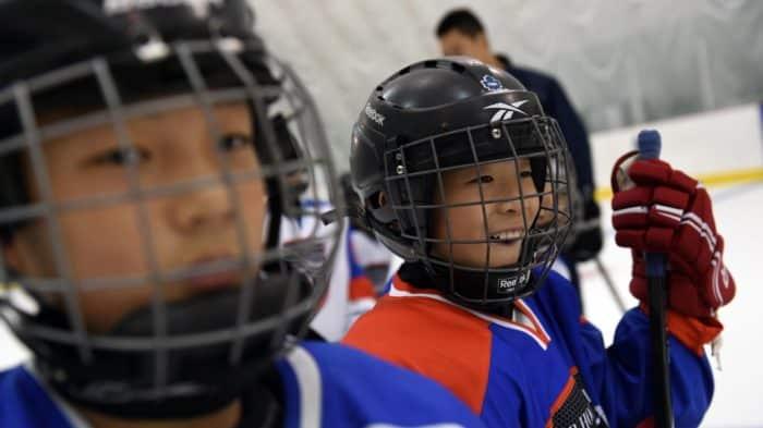 Хоккейный тренер