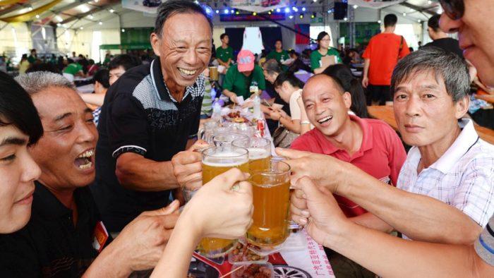 Какое пиво пьют китайцы