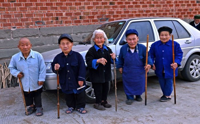 Какой рост у китайцев