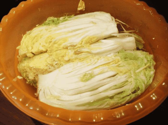 Кимчи из китайской капусты