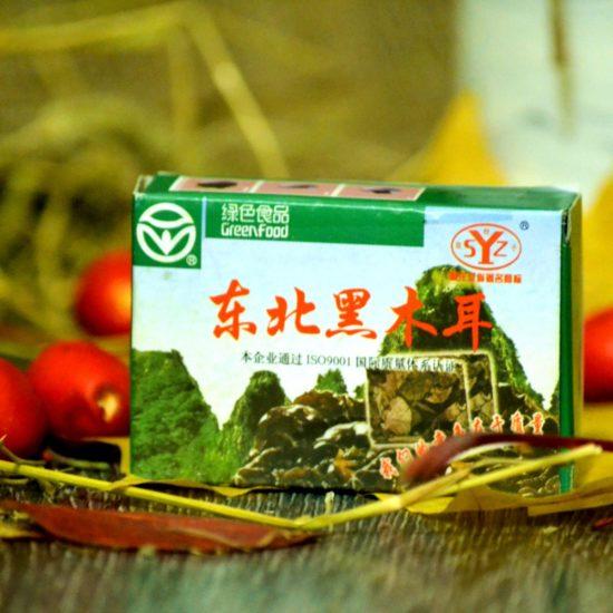 Китайские древесные грибы в пачке