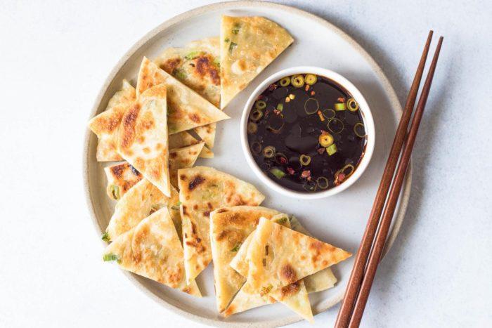 Китайские лепешки традиционные