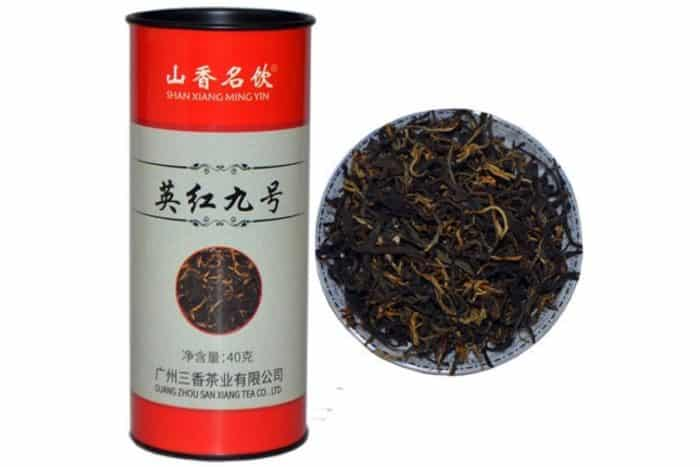 Китайский чай Красный дракон
