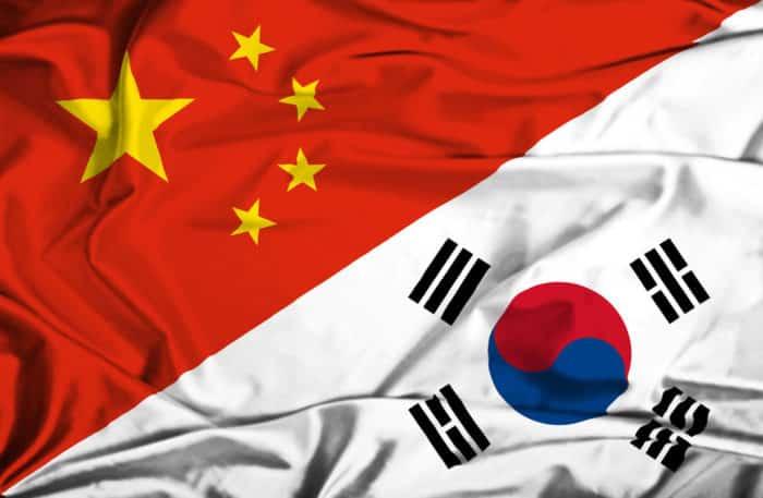 Корея - это Китай или нет