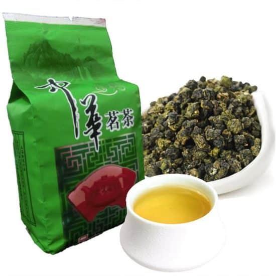 Молочный китайский чай Улун
