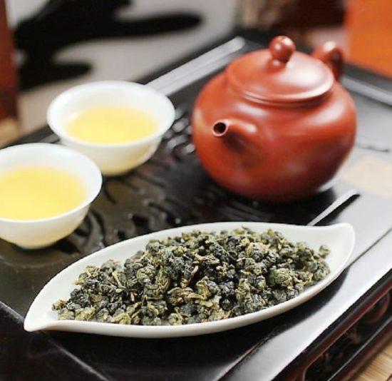 Молочный китайский чай Улун6