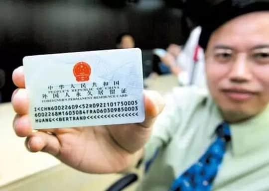 Основания для получения вида на жительство в Китае