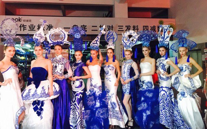 Работа в Китае моделью