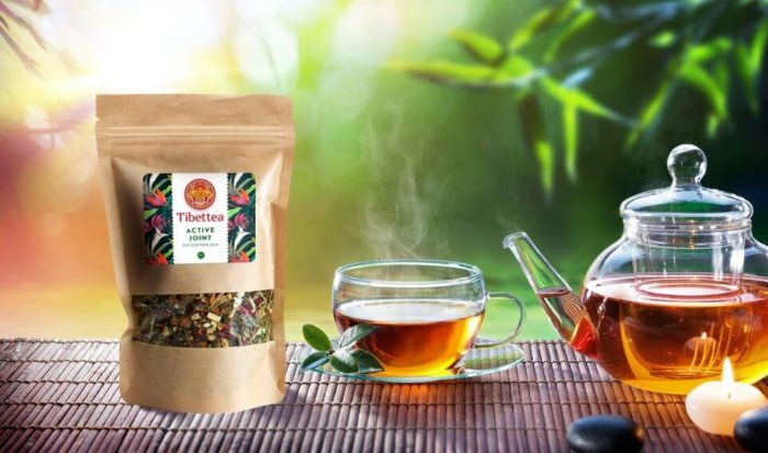 Тибетский чай очищающий