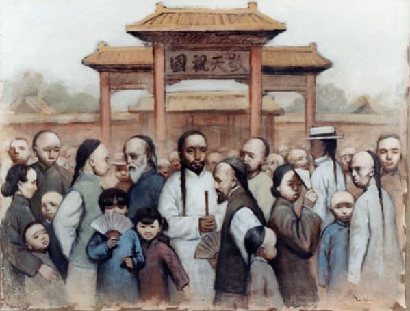 китайские евреи
