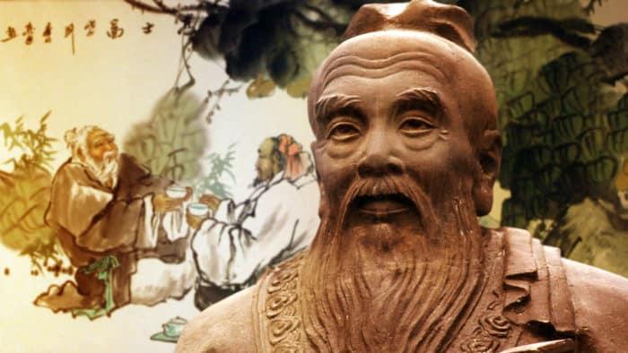 китайских философов и мудрецов