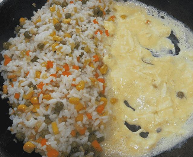 рис яйцо