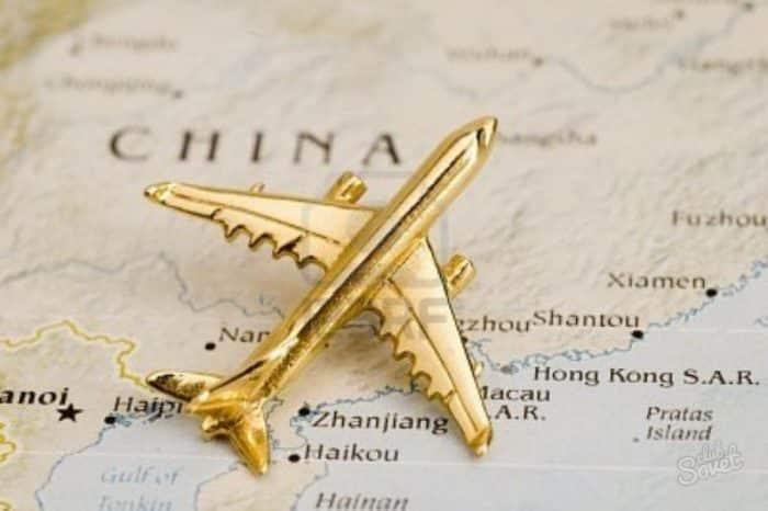 визы (Z) в Китай для россиян