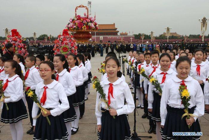 1 мая день труда в китае