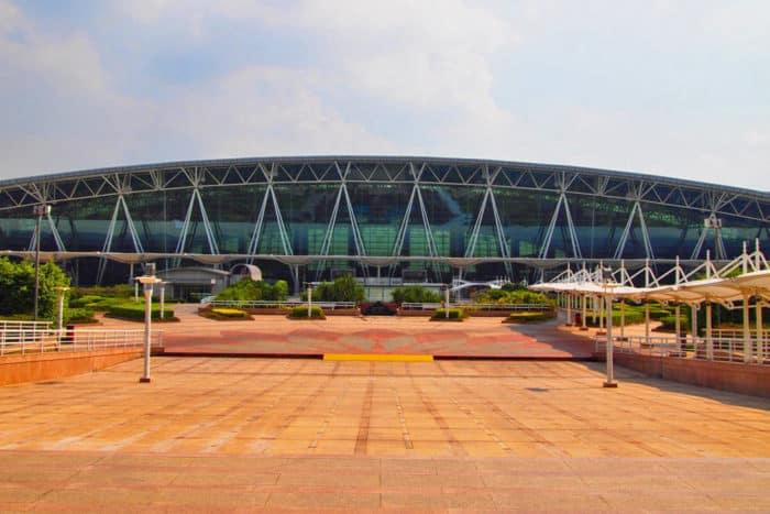 Аэропорт Гуанчжоу (Байюнь)
