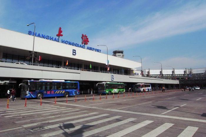Аэропорт Хунцяо