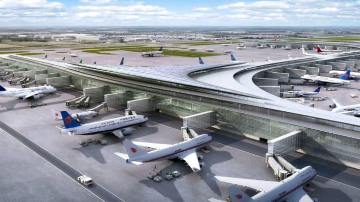 Аэропорты в Шанхае